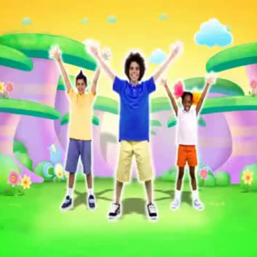 Just Dance Kids - Get The Sillies Out (Wii Ri