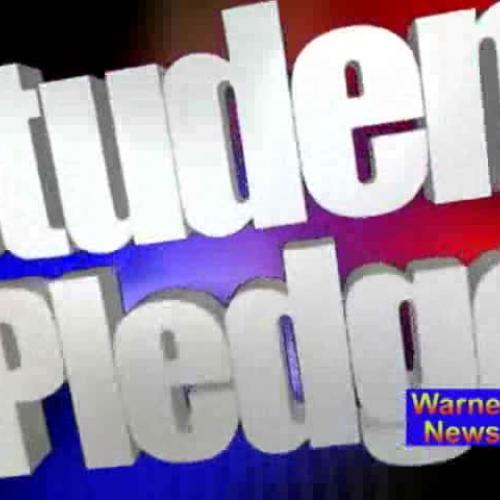 Warner News ? Student Pledge