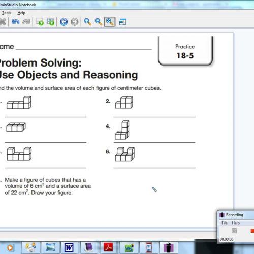 18-5 Problem Solving