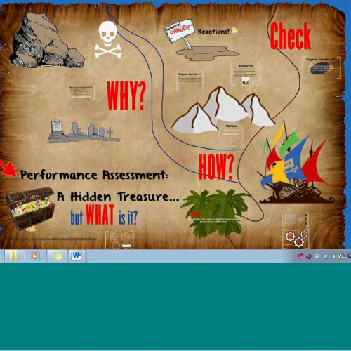 Performance Assessments 3-5