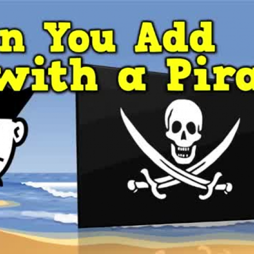 When You Add with a Pirate (addition song for