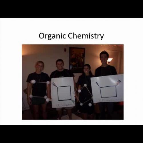 01 - Organic Chem - Introduction