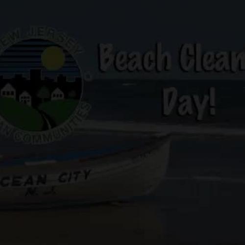 New Jersey Beach Clean-Up