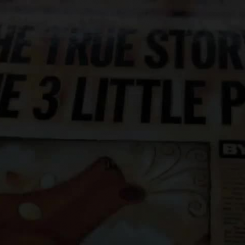 The True Story Of The 3 Little Pigs Video Sto