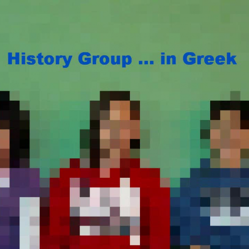 History Group Presentation