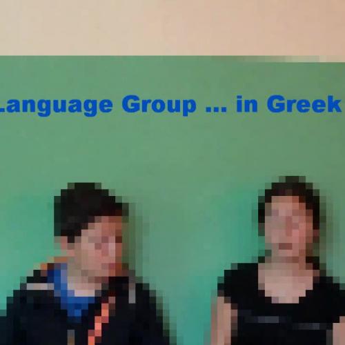 Language Group Presentation