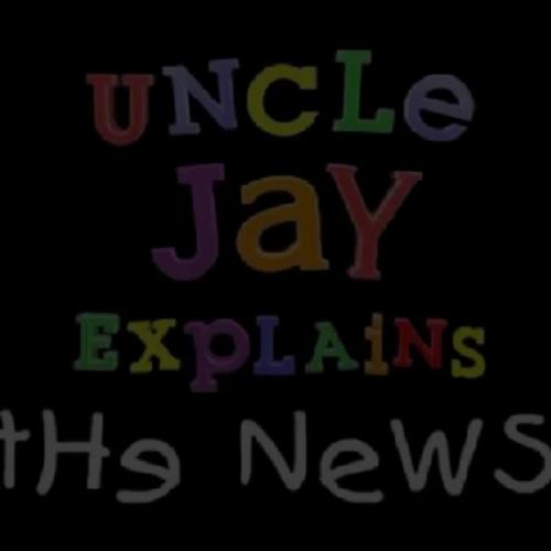 Papa Peel Explains the News