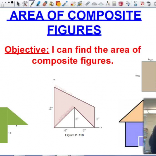 Area of Composite Figures Video