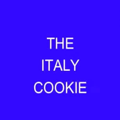 The Italy Cookie-Bronxville School