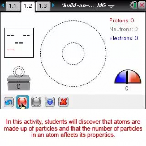 Build an Atom [Preview Video Science Nspired]