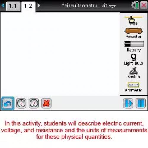 Circuit Construction Kit [Preview Video Scien