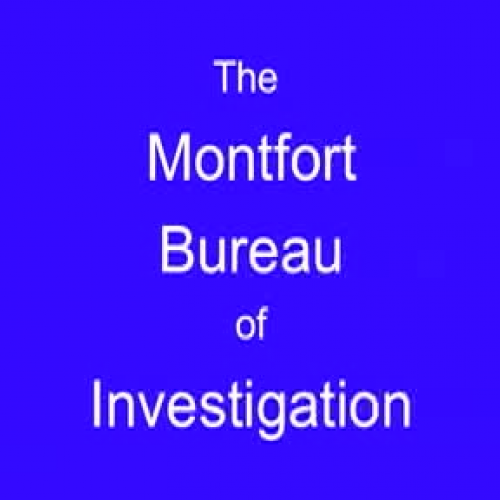 The Case of the Oldest Object-Montfort Academy