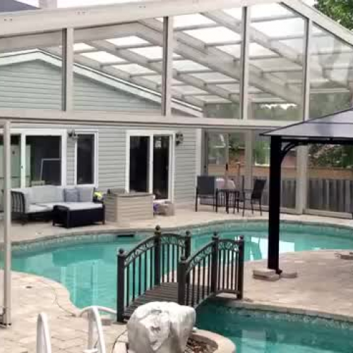 Pool Enclosures For Outdoor Pool