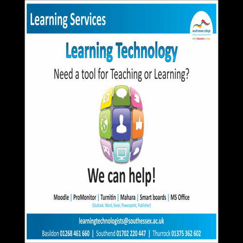 Learning  Technology  Good Practice