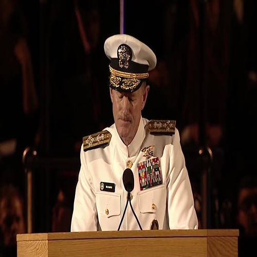 university of texas at austin 2014 commencement address - admiral william h. mcr