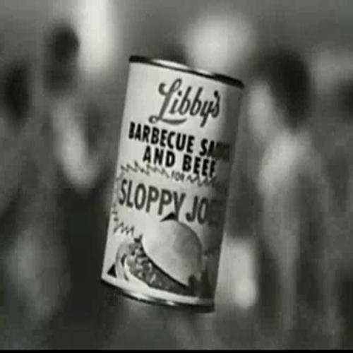 Sloppy JOE Classic TV Commercial