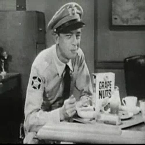 Grapenut  Classic TV Commercial