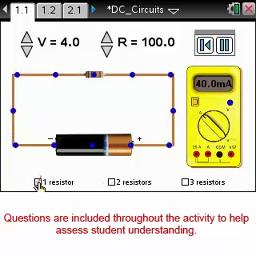 DC Circuits [Science Nspired Preview Video]