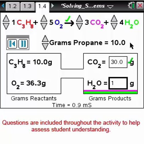 Solving Stoichiometry Problems [Science Nspired Preview Video]