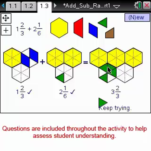 Add and Subtract Rational Numbers Part 1 [Math Nspired Preview Video]