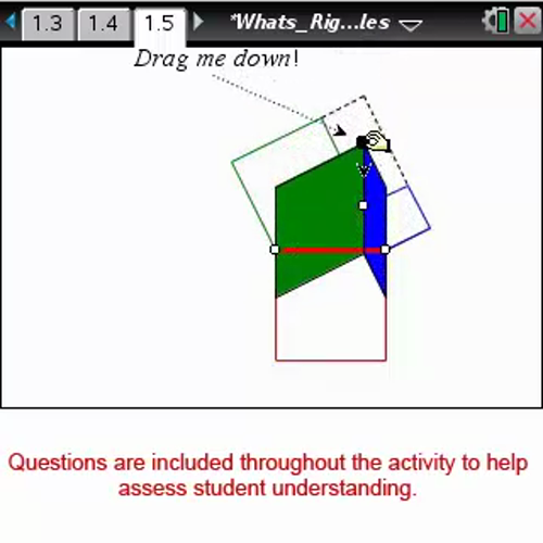 What's Right About Triangles [Math Nspired Preview Video]
