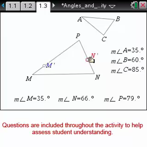 Angles and Similarity [Math Nspired Preview Video]