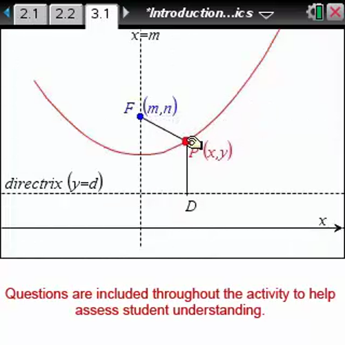 Introduction to Conics [Math Nspired Preview Video]