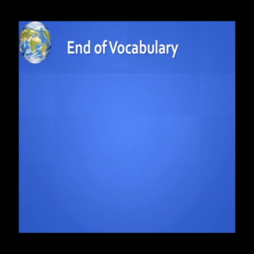 7 Vocabulary for Ancient Greece
