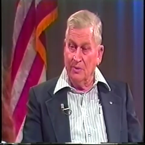 Faces of the Holocaust: Donald Key, Liberator