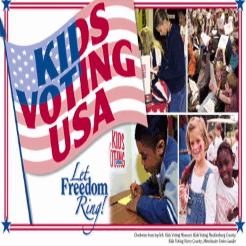 2014 Kids Voting South Dakota Governor Election