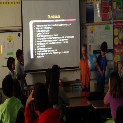 group presentation 4 (crenshaw's homeroom)
