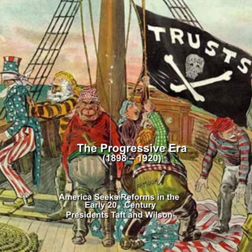 Taft & Wilson Presidencies during the Progressive Era
