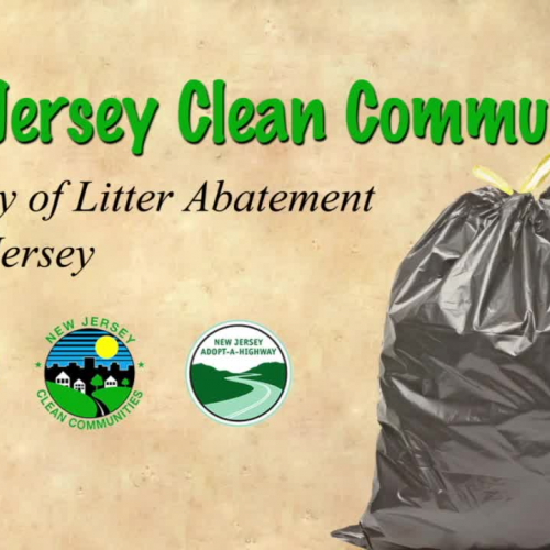 History of Trash by New Jersey Clean Communities