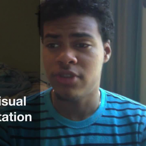 03.02 Visual Presentation