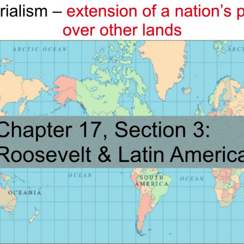 Latin America and Presidential Diplomacies