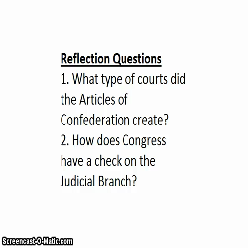 Judicial Branch (part 1-The National Judiciary)