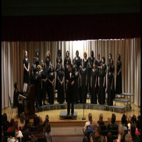 the maury chorale - psallite