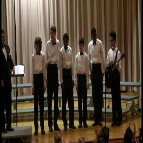 boys chorus - you're a mean one, mr. grinch