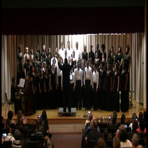 combined chorus - o holy night