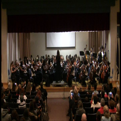 concert orchestra - most wonderful time & jingle bell rock