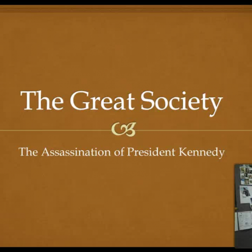 Great Society: The Assassination of Kennedy