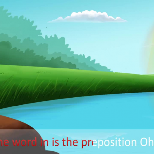 Prepositions Sing Along