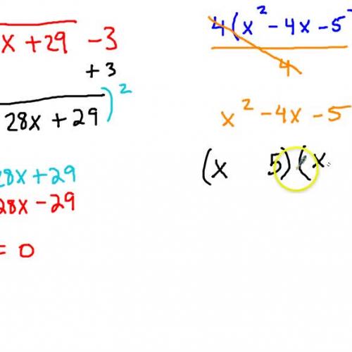 Solving Radical Equation 2