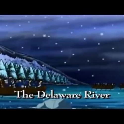 Liberty's Kids Across the Delaware