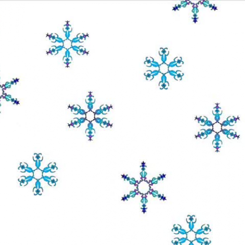 Snowflake Close Up
