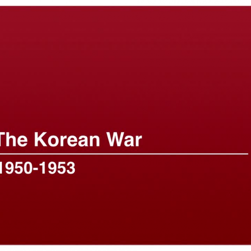 Korean War DBQ