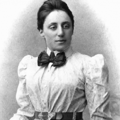 Emmy Noether Mathematician History Biography
