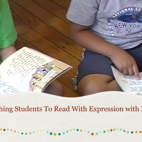 "5 Easy Tips for Teaching Students to ""Read with Expression"""