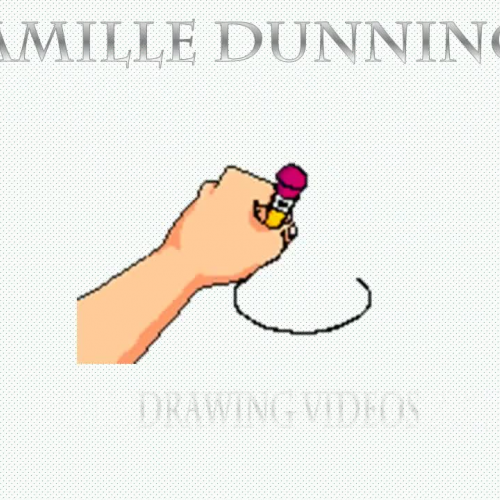 How Draw A Realistic Sphere in Pencil By Camille Dunning