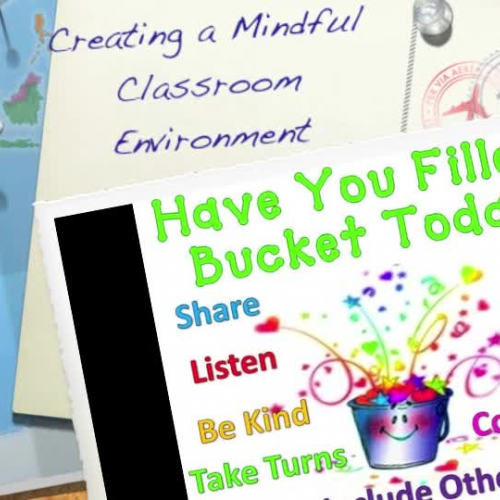 Creating a Mindful Classroom Environment